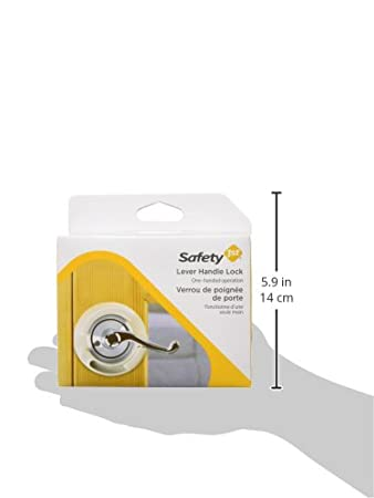 Safety 1st Lever Handle Lock 48400