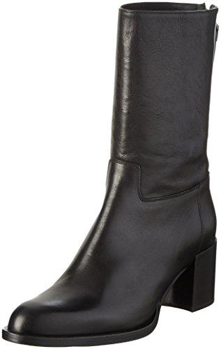Strenesse Damen Boot Leon Kurzschaft Stiefel Schwarz (black  990)