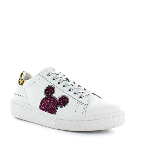 2019 Grand Master Baskets Moa Femme Hiver Automne Disney Blanc Chaussures tqwnIPqz