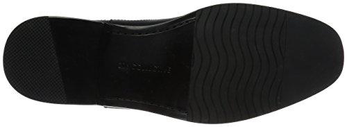 Boot Collective Black Ankle 206 Men's Leather Chelsea Capitol Xddvq
