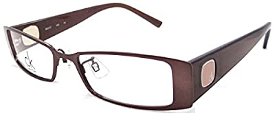 Calvin Klein Rx Eyeglasses Frames Ck 5279 250 50x17 Bronze