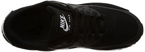 white Baskets Black Homme Black Noir Mode Max Essential NIKE Air 90 qwvxFI