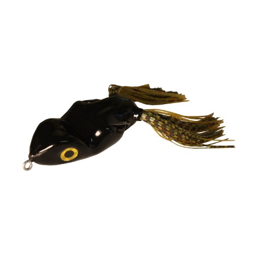Southern Lure Scumfrog Trophy 1/2-Ounce Bait (Black)