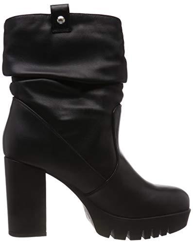 bea4 Fornarina Alto A Nero Donna Collo Black Bea4 Sneaker qqAOf0