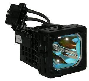 KDS-60A2020 Sony 60' Grand Wega SXRD Projection TV Lamp Replacement. Sony TV Lamp Assembly with High Quality Osram Neolux Bulb Inside. ()