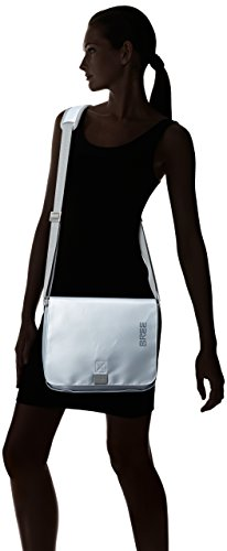 Bolso Bag Shoulder BREE Plateado Unisex de Silver Blue Hombro 61 Collection Punch T1X1Y7U