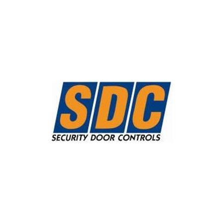 Sdc - Security Door Controls HERCULITE DOOR BRACKET 628 - A3W_SZ-HDB1V