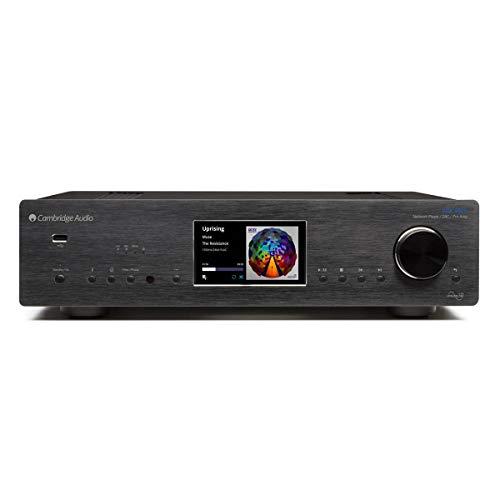Cambridge Audio 851N Flagship Digital Preamplifier/Network Player (Black)