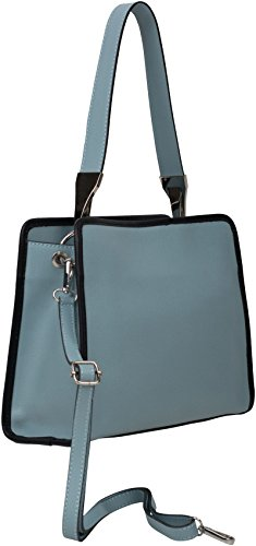 Shirin Shoulder Sehan 174627 Blue Bag Women's cxqq8wOf17