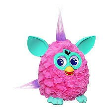 Furby Cotton Candy Interactive Plush by Hasbro