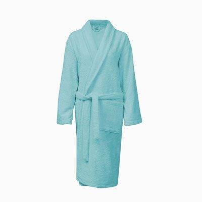 Opal 481102479 - Albornoz, grande, color turquesa