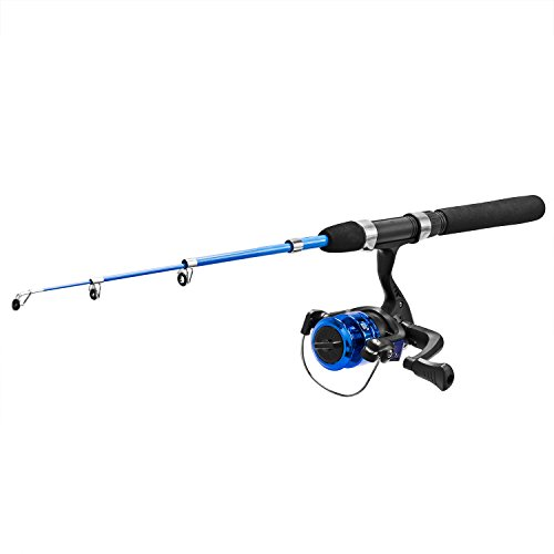 Kids fishing pole light and portable telescopic fishing for Kids fishing gear