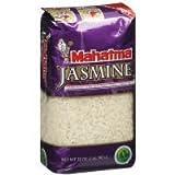 Mahatma Long Grain Rice, Jasmine, 32-Ounce Bag (Pack of 2)