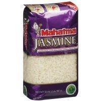 Mahatma Long Grain Rice, Jasmine, 32-Ounce Bag (Pack of 2) by Mahatma