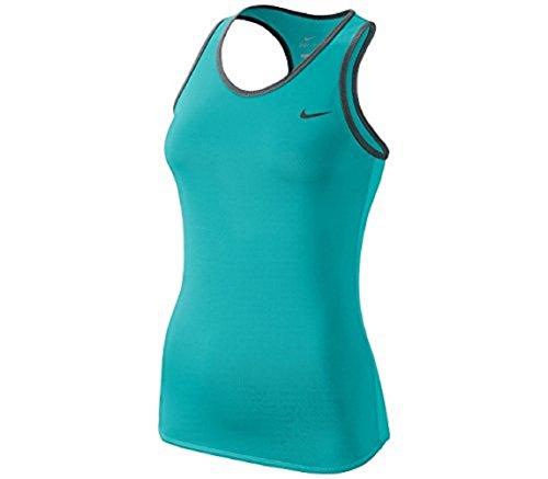 Nike - Camiseta de tirantes para mujer verde - verde pastel