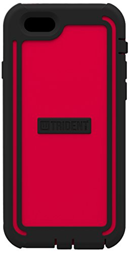 Trident 4.7-Inch Cyclops Series Case for Apple iPhone 6/6s - Retail Packaging - Red