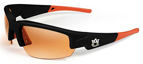 MAXX Dynasty 2.0 Auburn University War Eagle Sunglasses NCAA Collegiate - Eagle Sunglasses Logo With