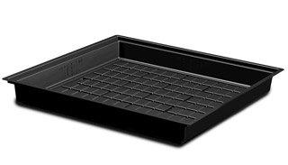 Black Flood Table - 4 ft. x 4 ft. - Active Aqua (Black Flood Tray)