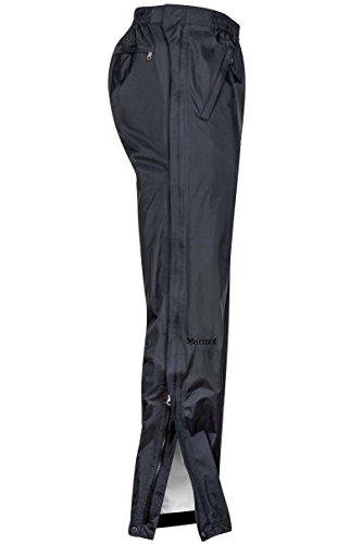 S con nero uomo Pantaloni 3 nero zip 41260 Marmot 001 F8wIHgg