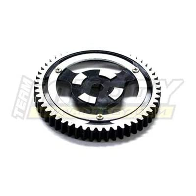 Integy RC Model Hop-ups T7098 Steel Spur Gear for HPI Savage-X, 21 & 25 52T: Toys & Games