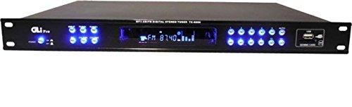 GLi RACK MOUNT AM/FM TUNER (TX6600RM)