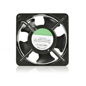 StarTech.com 12cm AC Fan Kit for Server Rack Cabinet - 120mm - 3050rpm 1 x Ball Bearing - ACFANKIT12 by Generic