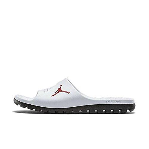 cbe1d0666 Nike Jordan Men's Jordan Super.Fly Team Slide White/Gym - Import It All