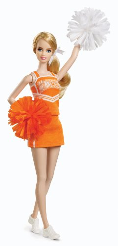 Barbie Collector University of Tennessee Doll -