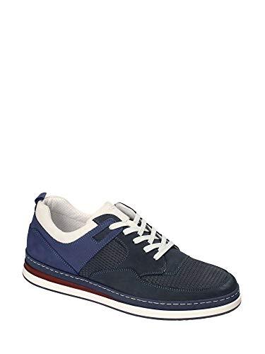 Chaussures 3138200 Bleu amp;co Igi Man Lacets EUqwP