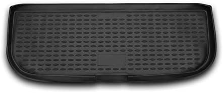 V-MAXZONE PARTS Black Rubber TPE Trunk Cargo Liner Floor Mat Mats VM526 Tray Carpet Mud Guard Cover Protector All Weather Car Accessories Compatible with Ford Galaxy WA6 2006 2007 2008 2009 2010