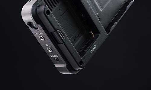 Atomos Ninja V Atomos Ninja V 4Kp60 10bit HDR Daylight Viewable 1000nit Portable Monitor/Recorder ATOMNJAV01 by Atomos (Image #2)
