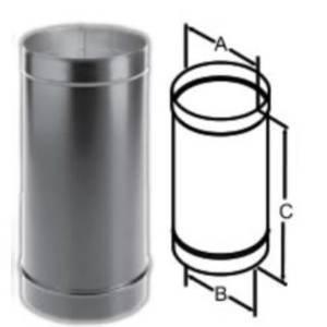 48 black stove pipe - 9