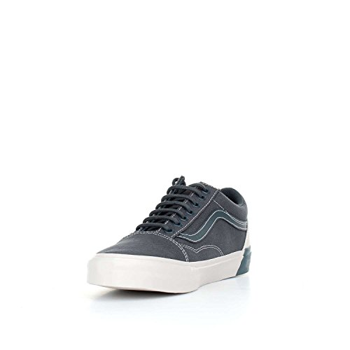 VANS SNEAKERS OLD SKOOL DX GRIGIO ANTRACITE-BEIGE 8G3MS8 - 40, GRIGIO