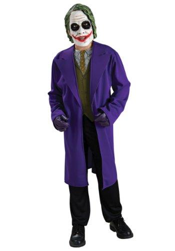 Cheech Costume Kids (Batman The Dark Knight, Tween Size Joker Costume)