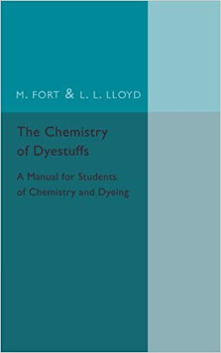 The Chemistry of Dyestuffs: A Manual for Students of Chemistry and Dyeing