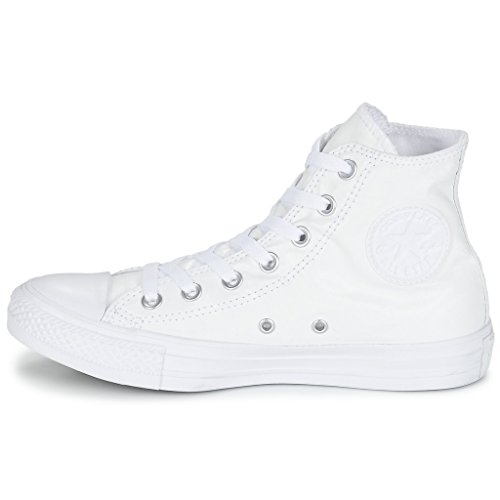 Trainers Canvas Taylor Chuck Womens Star Converse Hi All Blanc x0RTY6a