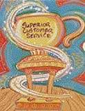 img - for Superior Customer Service: Text-Workbook by Bill Stull (1995-02-17) book / textbook / text book