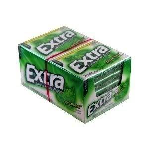 (Wrigley's Extra Slim Pack Spearmint by Extra)