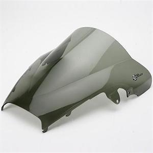 Ninja 650r Windscreen (Zero Gravity Double Bubble Series Windscreen for Kawasaki 2009-11 Ninja 650R - One Size)
