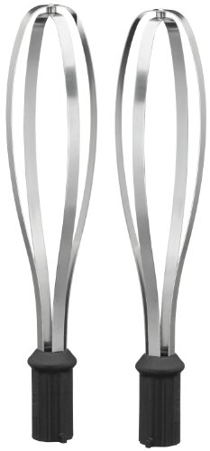Waring Commercial WSBWP Big Stix Immersion Blender Whipping Paddle Set, 10-Inch, Set of 2 by Waring