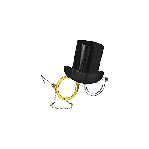 Amscan Top Hat Funshades , Party Favor - Glass Top Hat