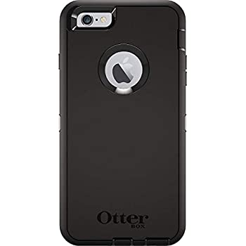 newest b24a2 f2091 Amazon.com: OtterBox DEFENDER iPhone 6/6s Case - Retail Packaging ...