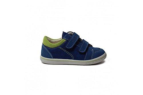 Ricosta Jungen Timmy Sneaker Blau (Tinte)
