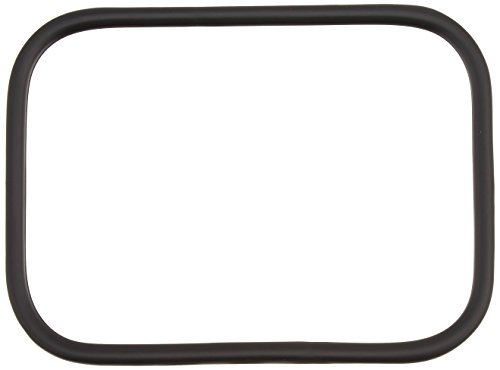 Grote 12073 Stainless Steel Rolled-Rim Mirror with Ball - Mirror Grote