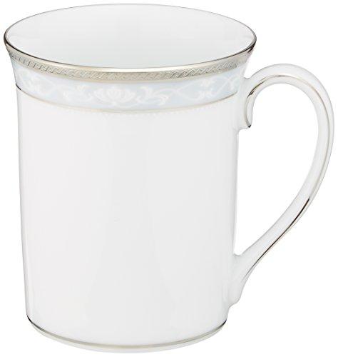 - Noritake Fine Po Sen Hampshire Platinum Mug pair set P91332/4336 (japan import)