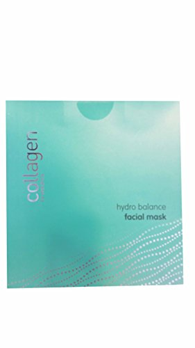 - Collagen by Watsons hydro balance facial mask. (25 ml x 5 sheets/ pack)
