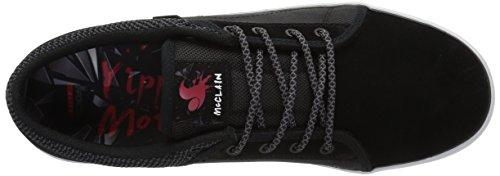 Black da Skateboard Aversa Schwarz Uomo DVS Scarpe Shoes Mcclain Suede wU0qtWR