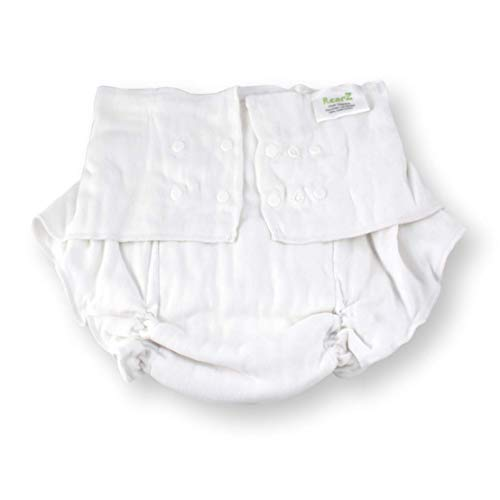 Rearz - Super Snap Fitted Diaper (Medium)