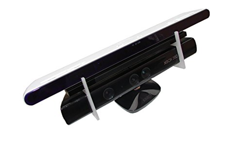 Global Game Gear GGG0027 Bracket for Kinect and Wii Sensor Bar, also works with wireless sensor bar