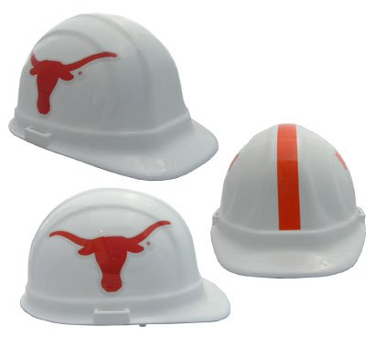 WinCraft NCAA University of Texas Packaged Hard Hat ()